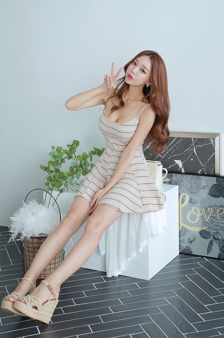 时尚短裙凸显出满满典雅魅力, 浪漫时尚! 2
