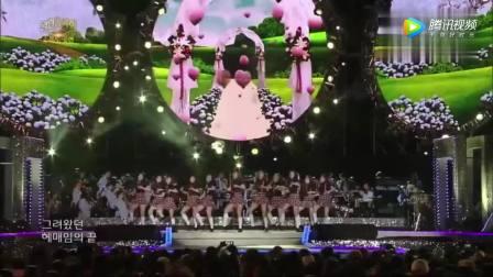 IOI翻跳少女时代出道曲?