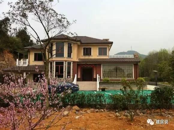 十款新农村自建别墅户型, 实拍图分享第二波
