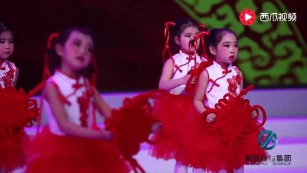 《兔气扬眉》第六届cctv舞蹈大赛高清完整版 少儿组 幼儿舞蹈 少儿