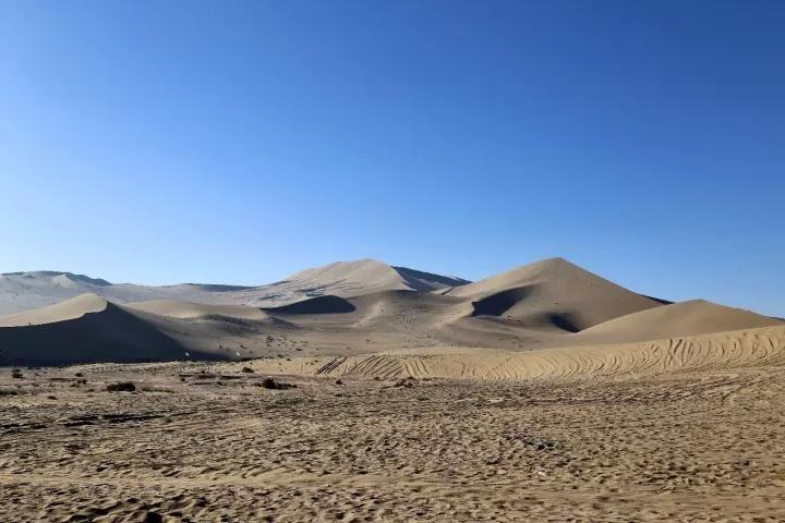 在沙漠中过一夜, 是一种什么样的体验?