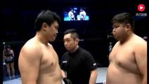 中国功夫熊猫征战韩国MMA赛场 竟以这种方式结束比赛