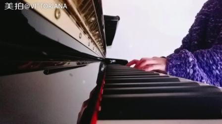 打开 打开 拜厄钢琴基础教程谱子 老年大学钢琴 成年人简易钢琴教程