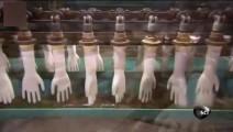 工厂实拍一次性手套的生产过程,音乐一响,我瞬间沦陷了