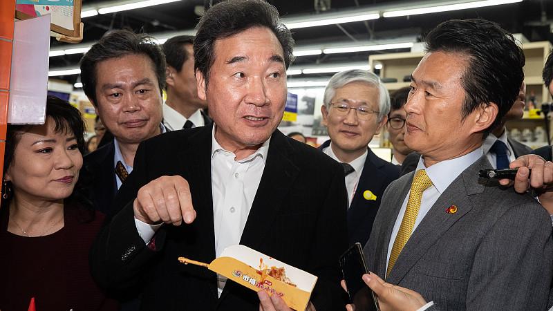 对缓和关系抱有期待, 日本却谨慎乐观 韩国总理即将会晤安倍晋三,