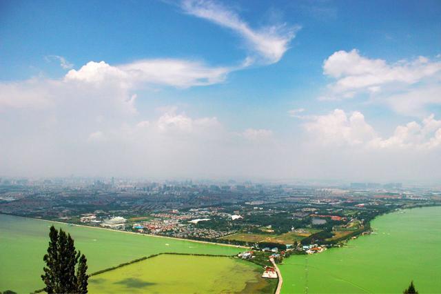 云南昆明滇池西山风景区
