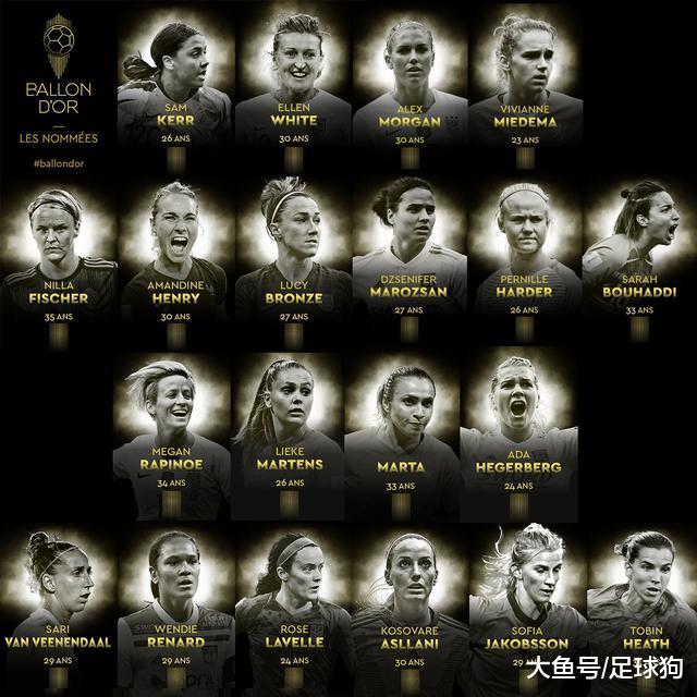 2019金球奖最大悬念揭晓: 梅西击败C罗范戴克, 6夺金球创历史
