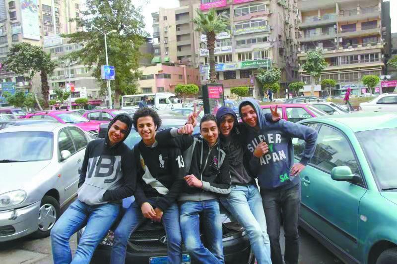 在阿拉伯国家拍照讲究多