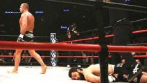 看完这个就明白为什么MMA才是最实用的格斗技 各种招式防不胜防