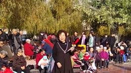 潘琳舞蹈 陕北秧歌 兰花花