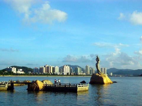 珠海十景: 丽岛银滩,农科观奇,淇澳访古, 你最喜欢哪个?