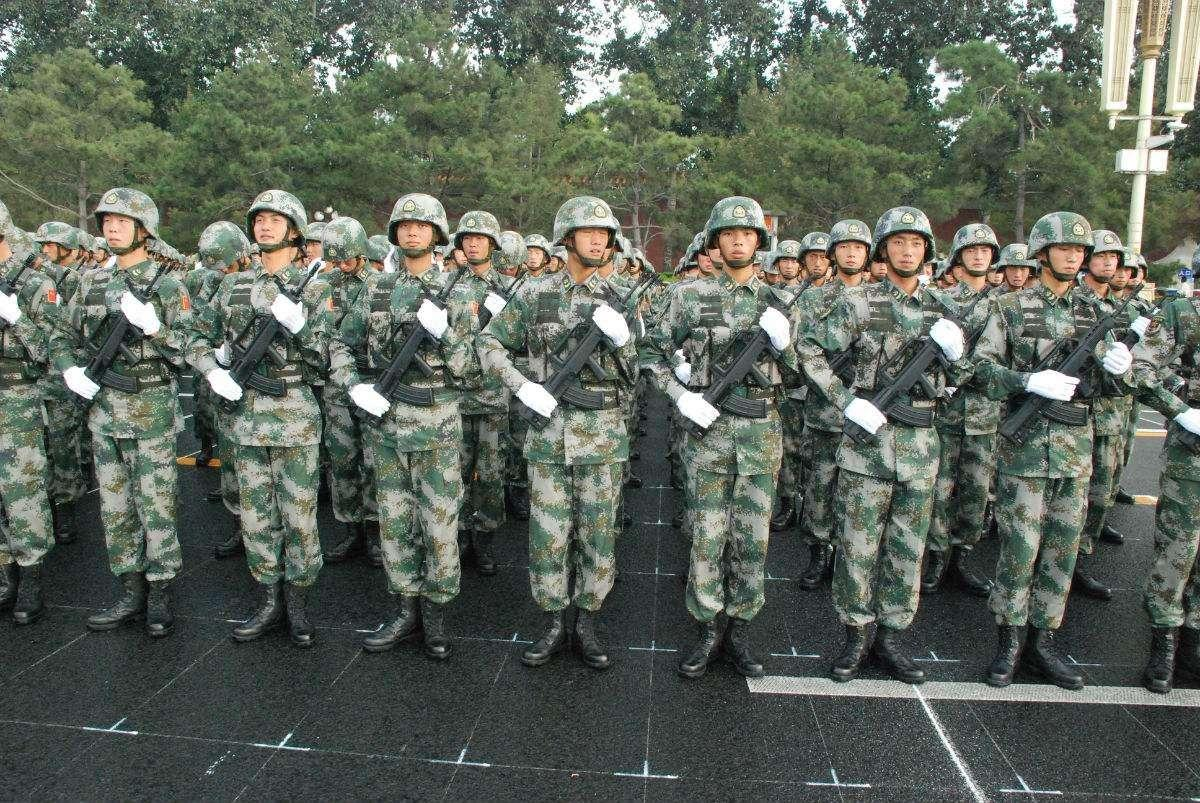 解放军陆军