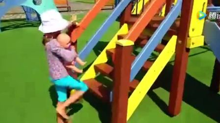 幼儿歌曲 滑滑梯