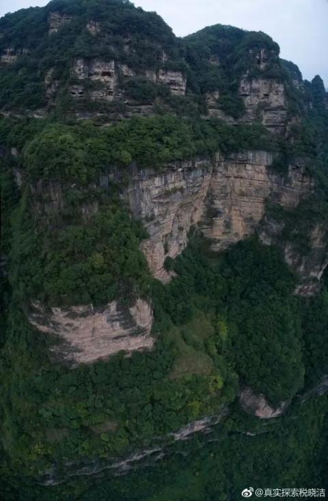 旺苍县龙潭子风景区