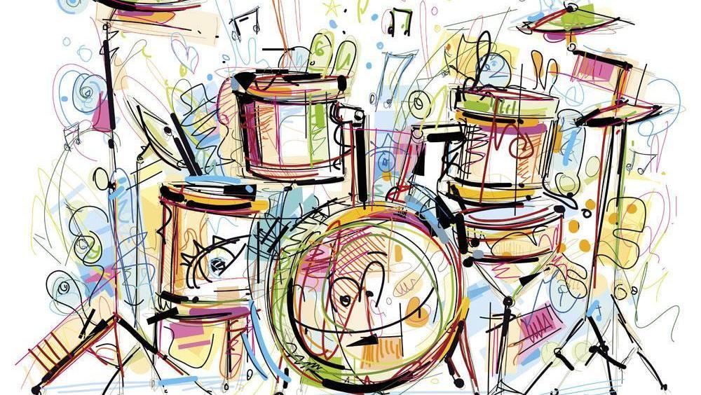 架子鼓就该这么玩!无头骑士异闻录-不能说的秘密 架子鼓实况演奏