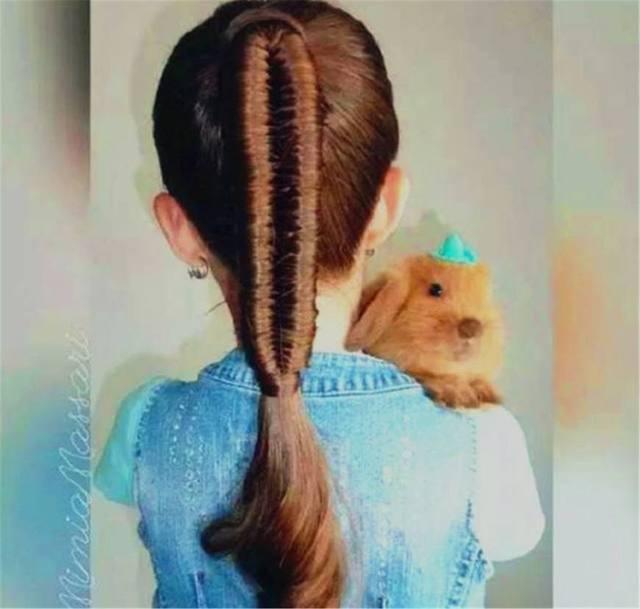 十二星座小公主专属发型, 水瓶座的淑女, 天秤的好甜美!图片