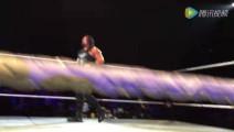 WWE WWE Live上海站9 10 罗门-伦斯感谢中国观众