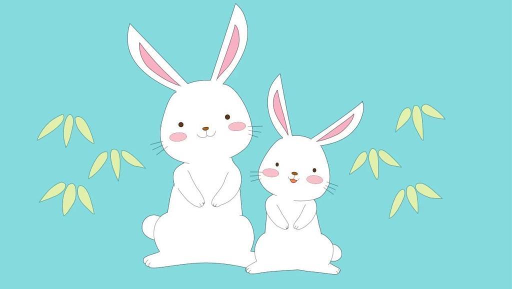 打开 打开 经典儿歌《小白兔乖乖》0~3岁早教动画,胎教音乐,宝宝最爱