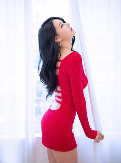 包臀裙美美显身材, 时尚有档次