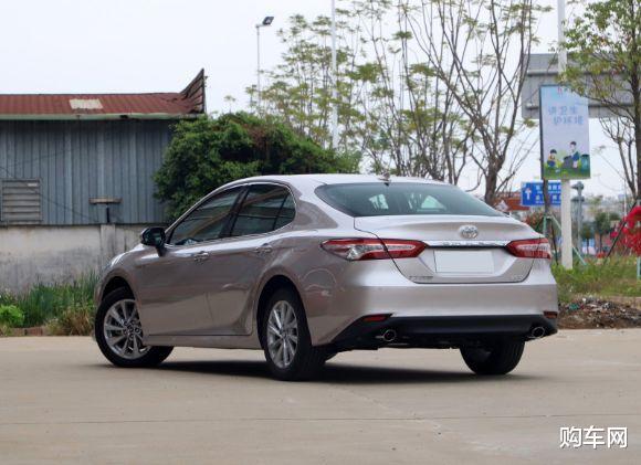 四款18萬左右日系中型車推薦, 配置有高有低, 你會選擇哪款車?-圖6