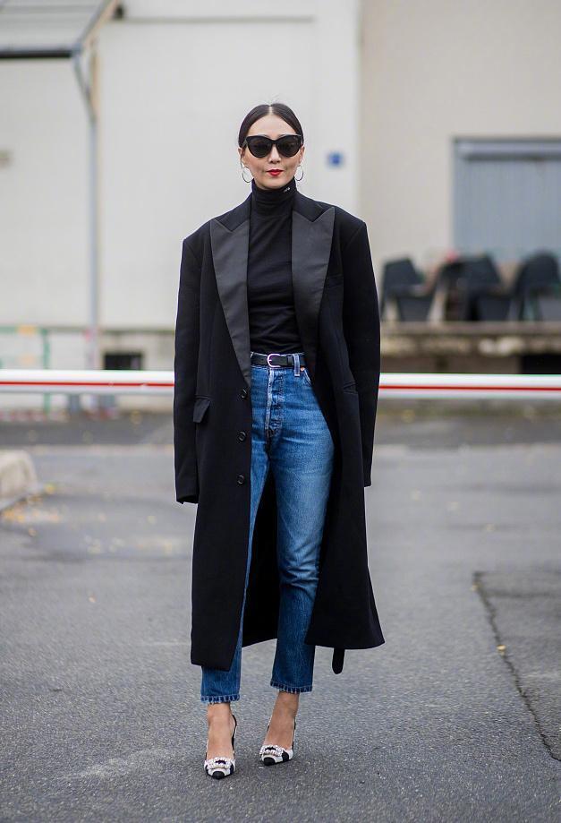 小个子穿对了大衣照样看起来170+, 你更喜欢哪一个LOOK? 8
