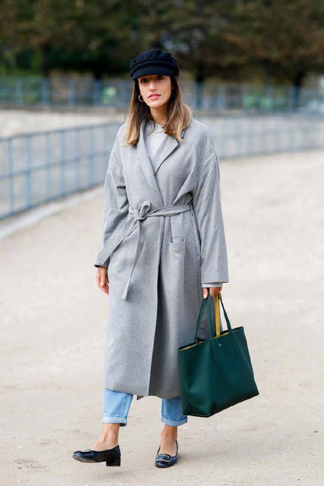 小个子穿对了大衣照样看起来170+, 你更喜欢哪一个LOOK? 3