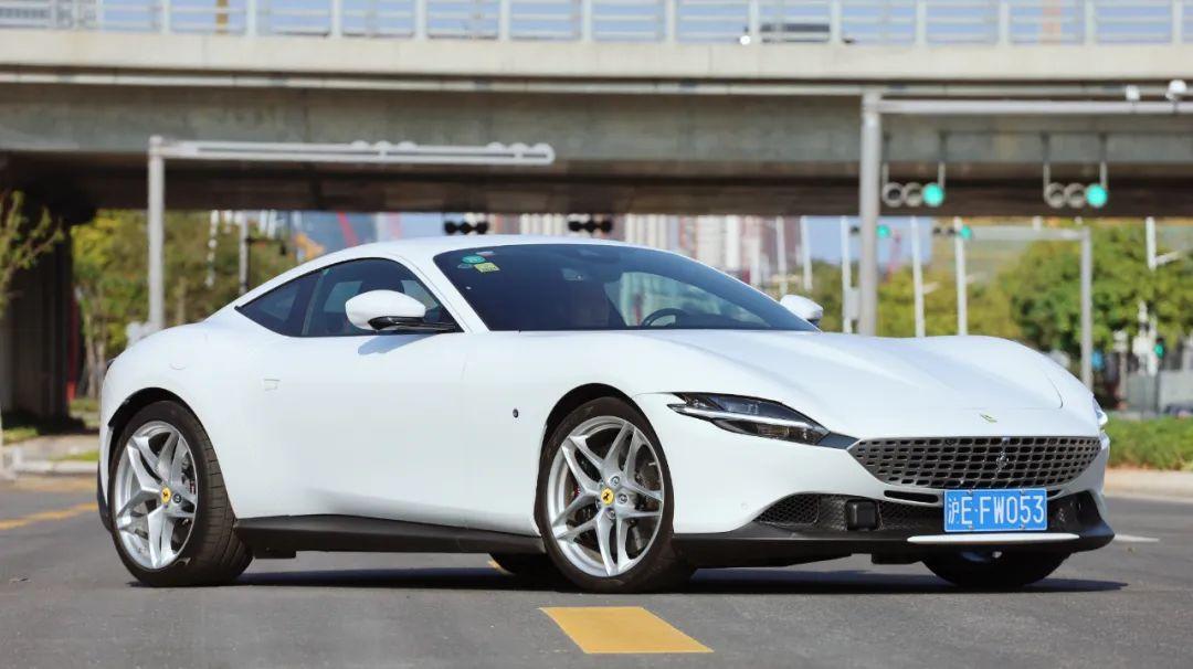 最便宜的法拉利新車, 還是最另類的法拉利! 深度試駕Roma~-圖3