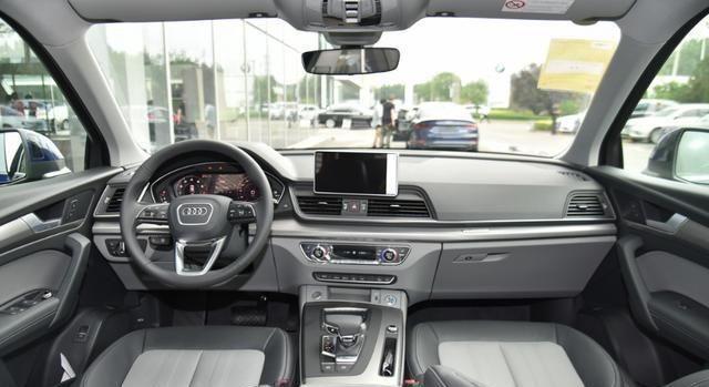 """奧迪推出中型SUV""""標桿"""", 起步就是2.0T, 奔馳GLC買早瞭-圖3"""