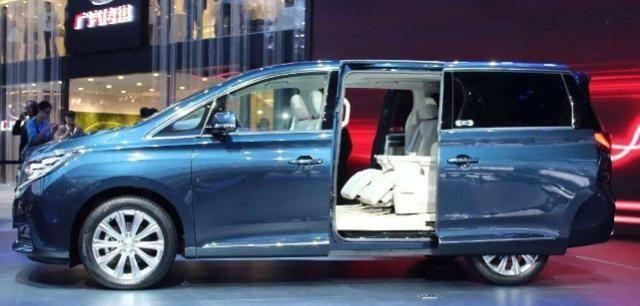傳祺GM8這款車, 配置升級, 17.98萬的起售價-圖3