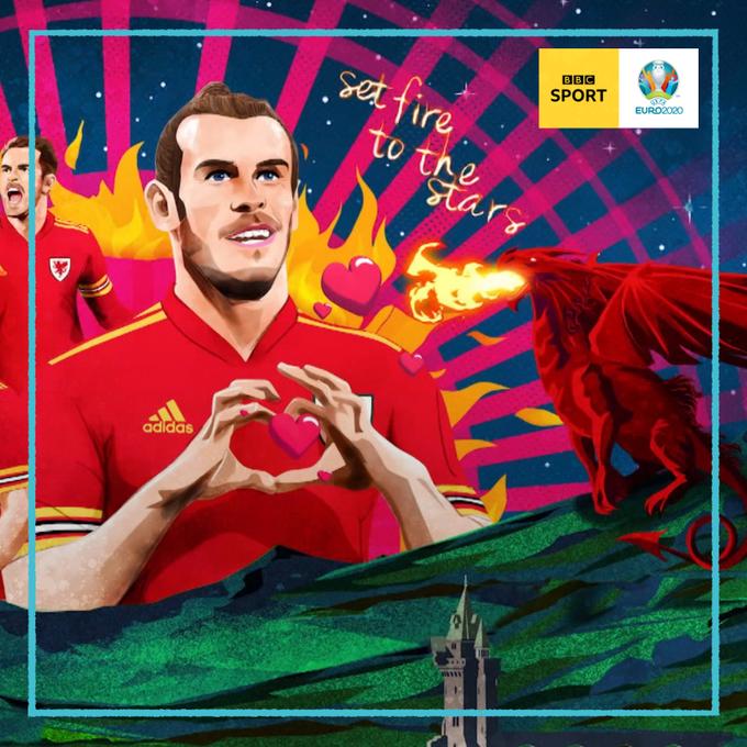 威爾士1-1瑞士: 進球的穆爾擁有中國血統, 貝爾全場迷失-圖7