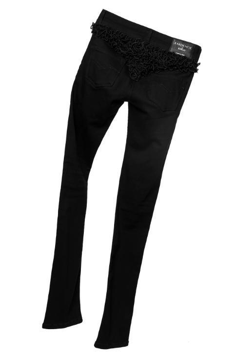 究竟什么裤子, 才能配上一双价值3000万的腿 11