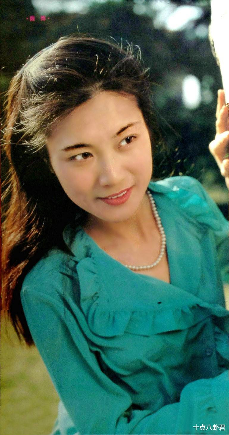 80年代女演員陳燁,出國留學嫁美國人,如今65歲怎麼樣瞭?-圖2