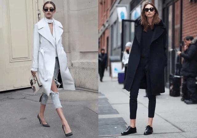 今年冬天穿这显贵的颜色, 保暖又时髦的大衣 2