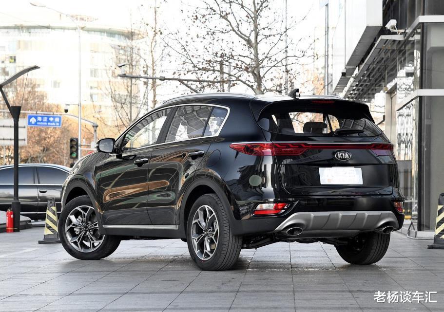 夠帥氣的合資SUV, 甩日產逍客幾條街, 177馬力, 配四驅-圖5
