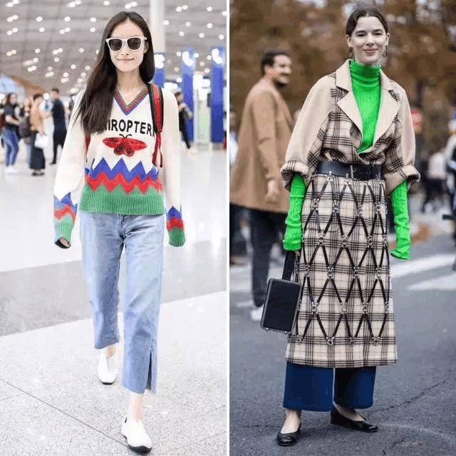 毛衣, 秋冬这样穿又美又温暖 11