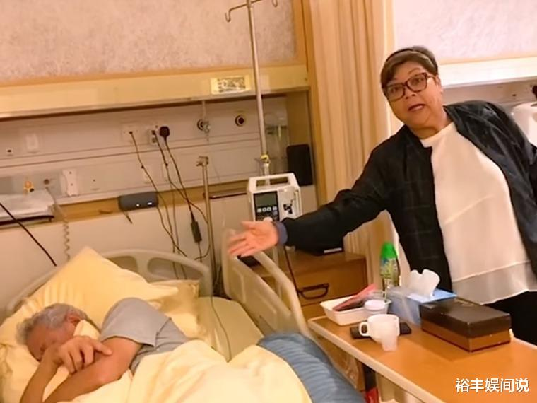 知名愛國歌手為救患癌丈夫花盡積蓄,曾壓力大到爆喊,更撞頭自殘-圖4
