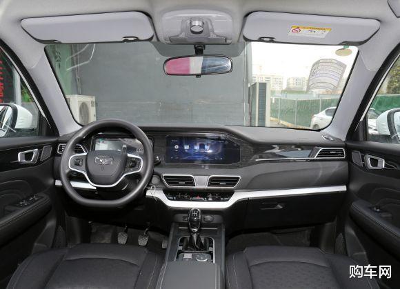 三款6萬左右國產SUV推薦, 空間比繽越大, 還有自動擋可選-圖9