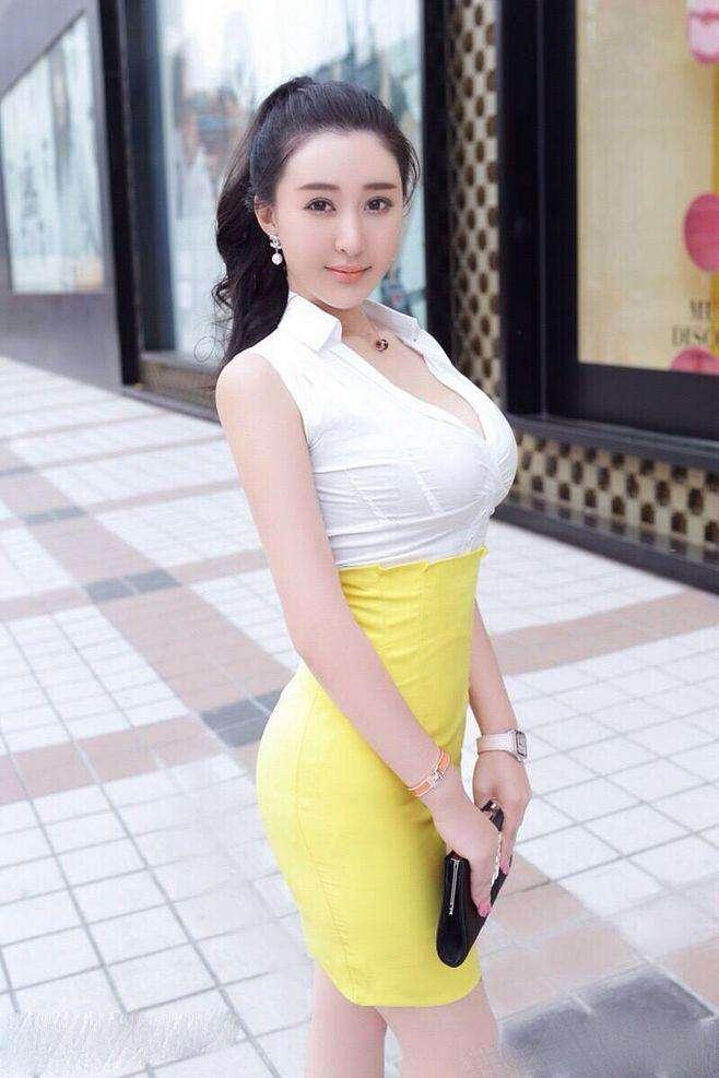 好身材需要漂亮的衣服做搭配, 紧身裤和连衣裙你喜欢谁? 6