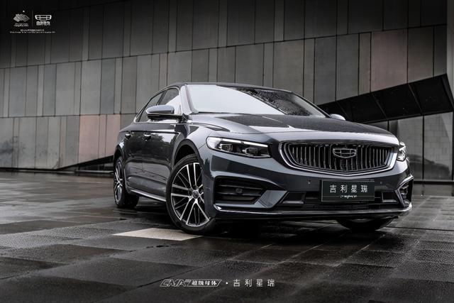中國傢轎最強爆款, 吉利星瑞銷量再創新高, 成朗逸、卡羅拉等合資勁敵-圖1