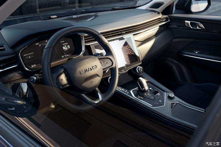 共推出3款車型 領克01全球版開啟預售-圖2