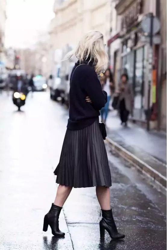 小腿粗就不要穿这种靴子, 秋冬最全的挑靴攻略都在这里了