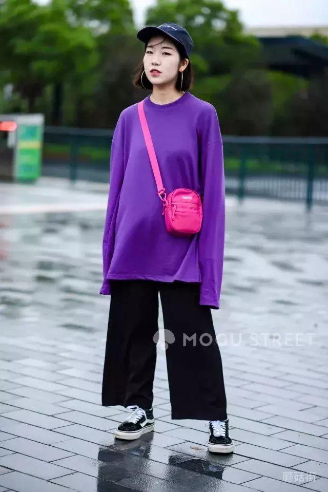 清尘夫妇秀恩爱很6, 但你没看到阚清子的穿搭比这更精彩!