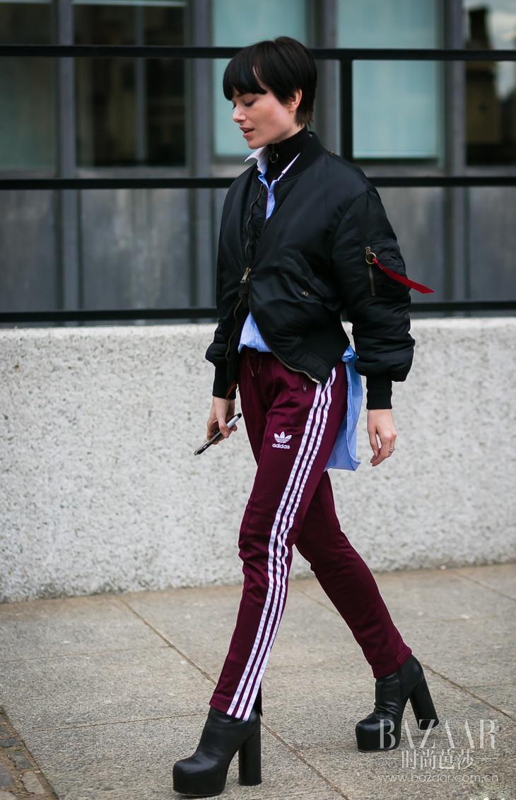 被娜扎的开衩裤迷了魂, 小心思散发大魅力! 这个深秋的购物清单+1~ 13