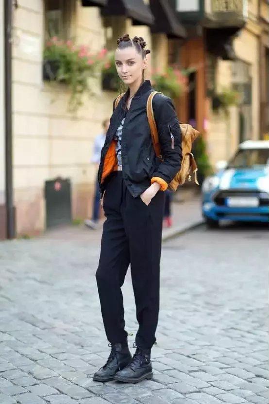 今年秋冬流行不露腿! 有这3条裤子才时髦!
