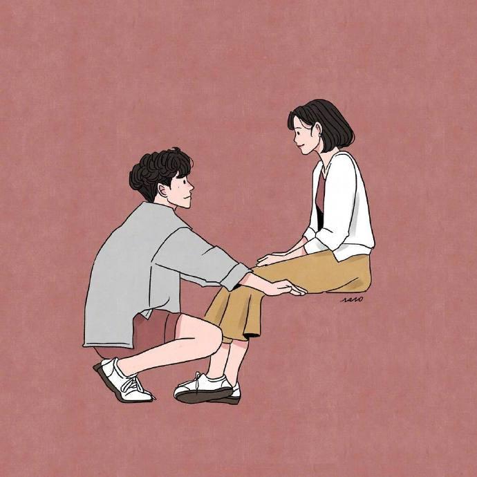 一個成熟的愛情觀說說, 精致唯美, 觸動心靈!-圖4