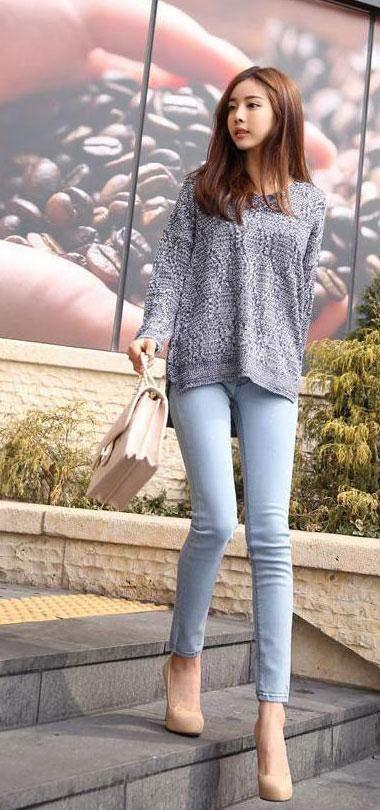 美丽的姑娘, 一个好的穿搭完全可以表达自己的气质 5