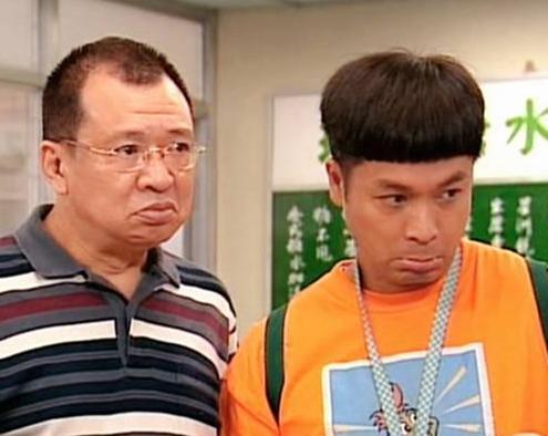 """香港第一演""""傻""""演員, 靠傻三奪視帝, 迎娶紅孩兒後成這樣-圖4"""