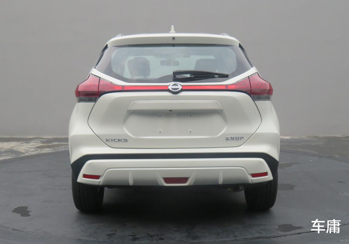 全新海外版造型, 東風日產新款小型SUV即將上市-圖2