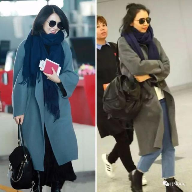 大衣里面穿什么才最有型?