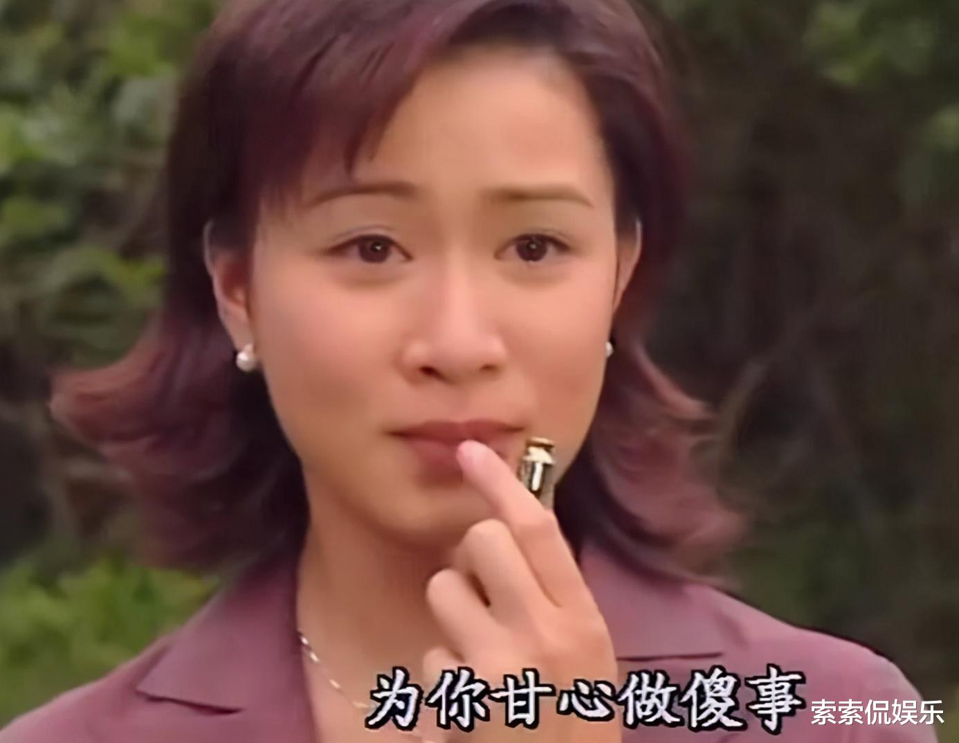 "TVB藝人的""顏值巔峰""排名: 佘詩曼第九, 第一名已美貌""盡失""-圖5"